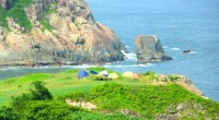 Tung Lung Island - 5th best camp site in Hong Kong