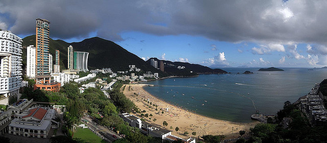 how to get to repulse bay from central